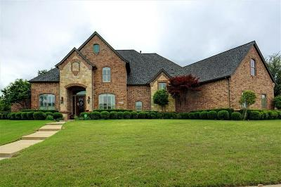 Fort Worth Single Family Home For Sale: 8533 Waterfront Court