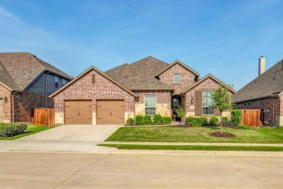 Single Family Home For Sale: 9608 Drovers View Trail