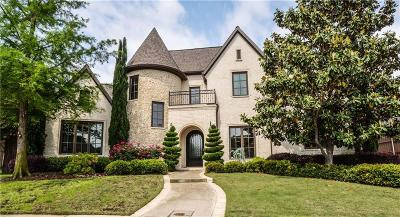 Coppell Single Family Home For Sale: 491 Hidden Valley Lane