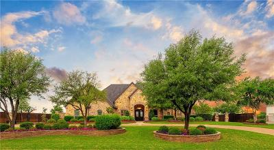 Tarrant County Single Family Home For Sale: 297 Bent Tree Lane