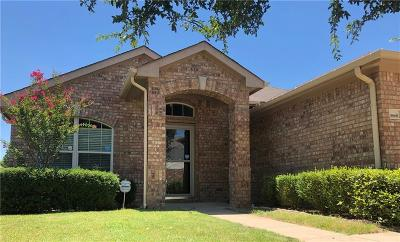 Forney Single Family Home For Sale: 1010 Talpa Lane
