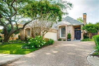 Single Family Home Active Option Contract: 13853 Creekside Place