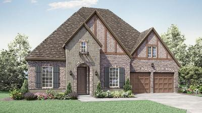 Prosper Single Family Home For Sale: 2770 Langley Way