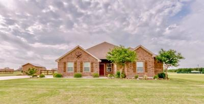 Archer County, Baylor County, Clay County, Jack County, Throckmorton County, Wichita County, Wise County Single Family Home Active Kick Out: 102 Pedernales Drive