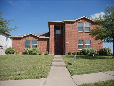 Mesquite Single Family Home For Sale: 2824 Sonora Lane