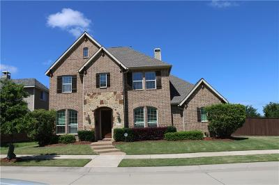 Lewisville Single Family Home For Sale: 500 Four Stones Boulevard