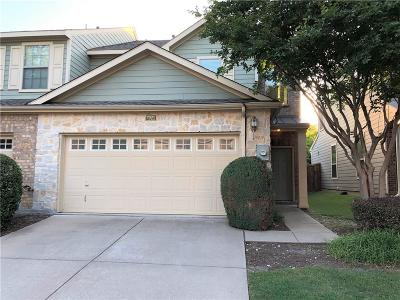 Plano Townhouse For Sale: 7921 Hannah Street