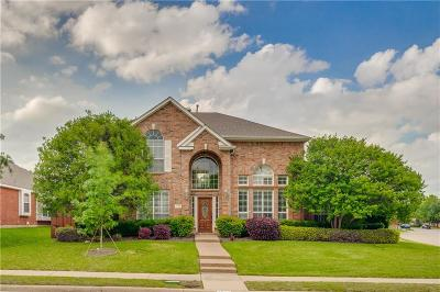 Allen Single Family Home Active Option Contract: 1200 Shadetree Lane
