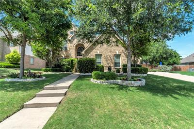 Prosper Single Family Home For Sale: 691 Table Rock Drive