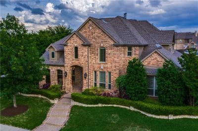 Allen Single Family Home Active Option Contract: 1053 Arches Park Drive