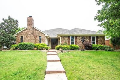 Richardson Single Family Home For Sale: 1124 W Lookout Drive