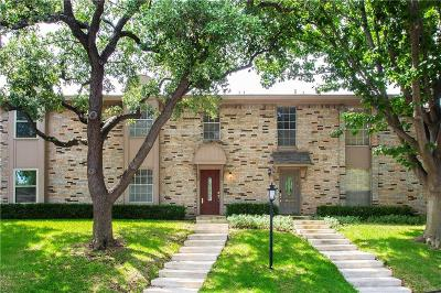 Dallas County Townhouse For Sale: 7610 Highmont Street