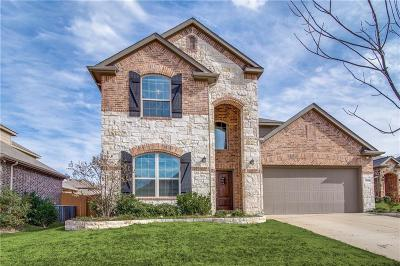 Prosper Single Family Home For Sale: 1308 Crater Court