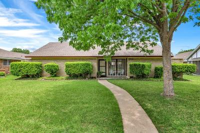 Richardson Single Family Home For Sale: 1813 Hanover Drive