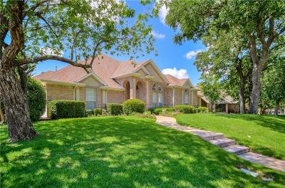 Mansfield Single Family Home For Sale: 1403 Waterwood Drive