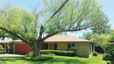 Fort Worth Single Family Home For Sale: 3408 Wedgworth Road S