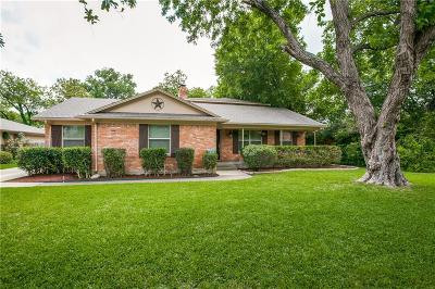 Richardson Single Family Home For Sale: 807 Blue Lake Circle