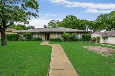 Cedar Hill Single Family Home For Sale: 1513 Sharon Drive