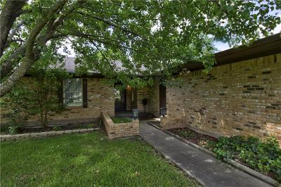 Cooke County Single Family Home Active Option Contract: 106 Seminole Drive