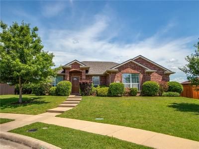 Rockwall Single Family Home Active Option Contract: 2730 Chalmers Court