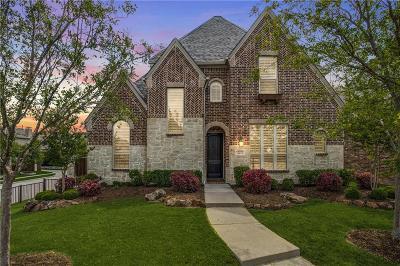 Allen TX Single Family Home For Sale: $468,888