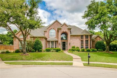 Flower Mound Single Family Home For Sale: 3604 Austin Court