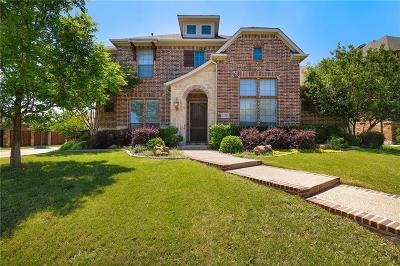 Lewisville Single Family Home Active Option Contract: 424 S Hampton Court