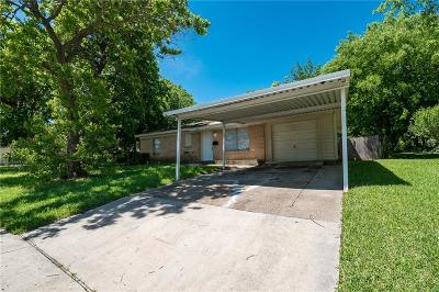 Mesquite Single Family Home For Sale: 2045 Avis Circle