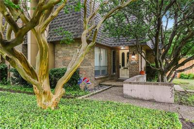 Dallas County Half Duplex Active Option Contract: 7309 Wellcrest Drive