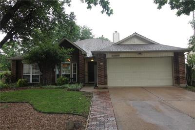Fort Worth Single Family Home For Sale: 3312 Steamboat Drive