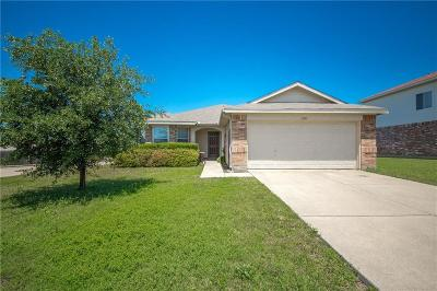 Krum Single Family Home For Sale: 1303 Aztec Trail