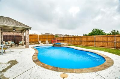 Fort Worth Single Family Home Active Option Contract: 6144 El Capitan Street