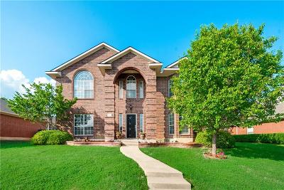 Sachse Single Family Home For Sale: 3709 Trailridge Drive