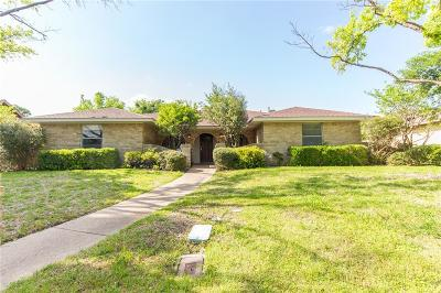Duncanville Single Family Home Active Option Contract: 943 Green Ridge Drive