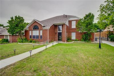 Mesquite Single Family Home For Sale: 704 Waterwood Lane