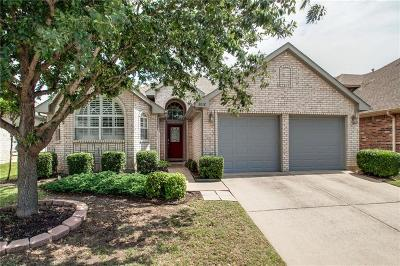 Flower Mound Single Family Home Active Option Contract: 3012 Black Walnut Drive