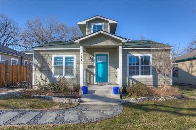 Arlington Heights Single Family Home For Sale: 3712 El Campo Avenue