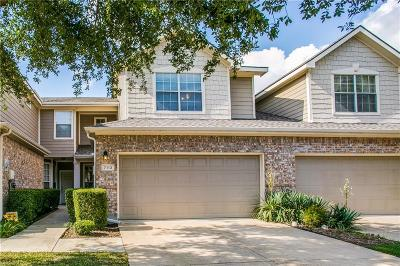 Plano Townhouse For Sale: 7113 Rembrandt Drive