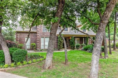 Keller Single Family Home For Sale: 1000 Silverwood Court