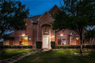 Richardson Single Family Home For Sale: 3705 Wagon Wheel Court