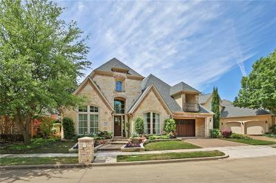 Plano Single Family Home For Sale: 5740 Gleneagles Drive