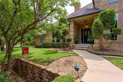 Denton Single Family Home For Sale: 1331 Travis Street