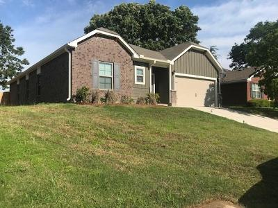 Canton Single Family Home Active Option Contract: 342 River Oaks