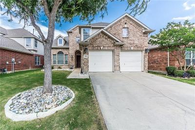Little Elm Single Family Home Active Option Contract: 2433 Mallard Drive