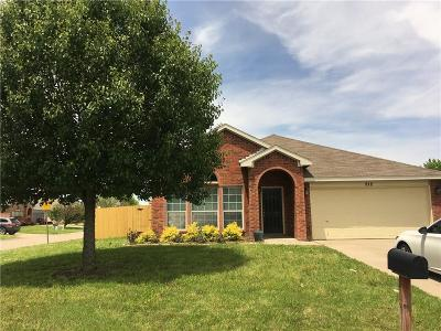Royse City, Union Valley Single Family Home For Sale: 912 Nancy Drive