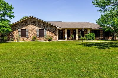 Denton Single Family Home For Sale: 103 Old Alton Drive