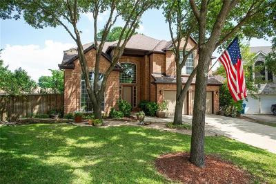 Flower Mound Single Family Home For Sale: 1005 Laurel Oak Drive