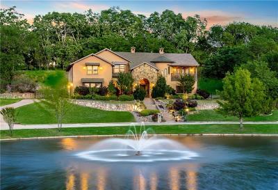 Arlington TX Single Family Home For Sale: $895,000