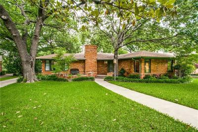 Single Family Home Active Contingent: 819 Evergreen Hills Road