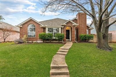 Frisco Single Family Home For Sale: 10636 Quest Drive